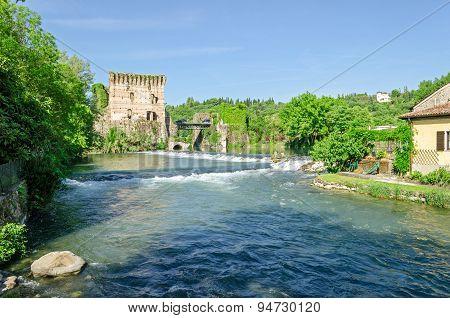 Borghetto Del Mincio, Lombardia, Italy