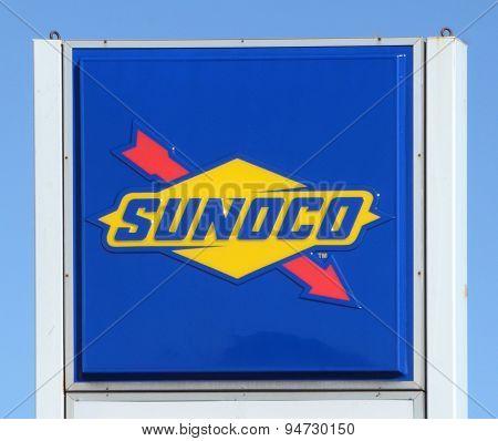 Sunoco West Ann Arbor Store Logo