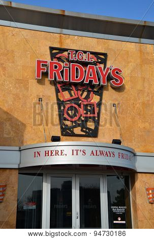 Tgi Friday's Store