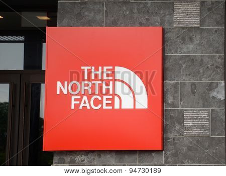 The North Face Storefront