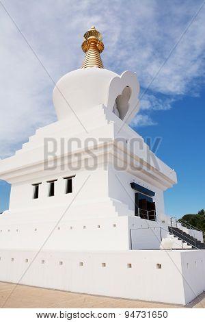 Stupa Of Benalmadena