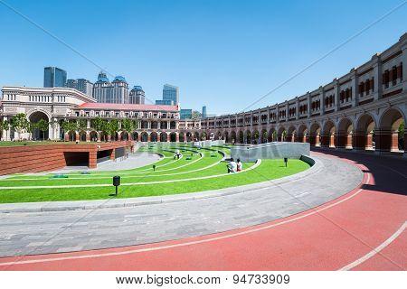 Tianjin Minyuan Stadium