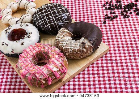 Doughnut Or Donut Coffee Break