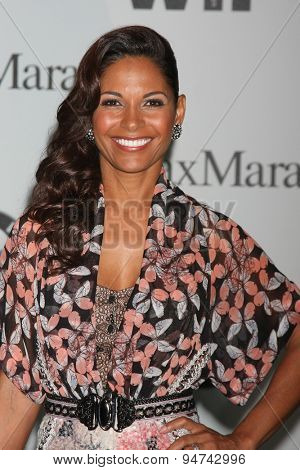 LOS ANGELES - JUN 16:  Salli Richardson-Whitfield at the Women In Film 2015 Crystal + Lucy Awards at the Century Plaza Hotel on June 16, 2015 in Century City, CA