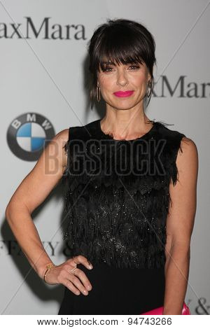 LOS ANGELES - JUN 16:  Constance Zimmer at the Women In Film 2015 Crystal + Lucy Awards at the Century Plaza Hotel on June 16, 2015 in Century City, CA