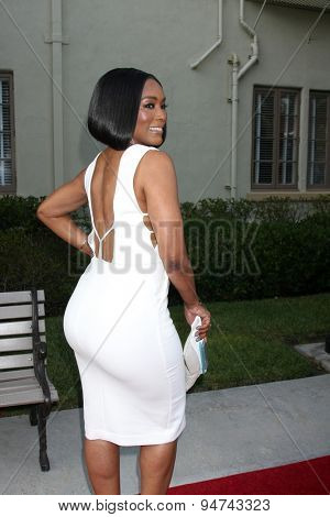 LOS ANGELES - JUN 11:  Angela Bassett at the