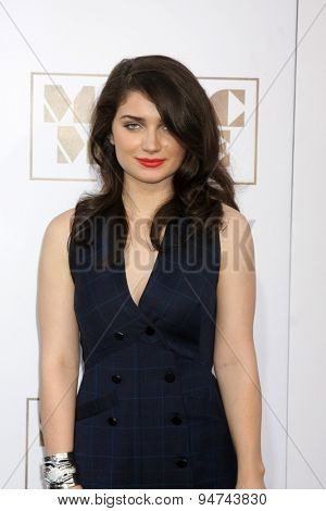 LOS ANGELES - JUN 25:  Eve Hewson at the