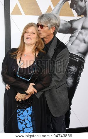 LOS ANGELES - JUN 25:  Eliza Roberts, Eric Roberts at the