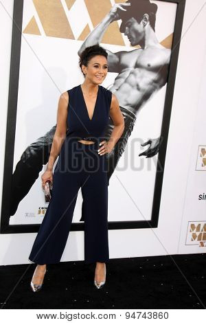 LOS ANGELES - JUN 25:  Emmanuelle Chriqui at the