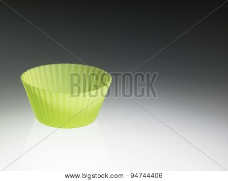 pastl color of muffin holder