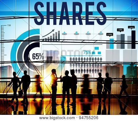 Shares Shareholder Corporate Contribution Asset Concept