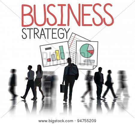 Business Strategy Planning Development Marketing Concept