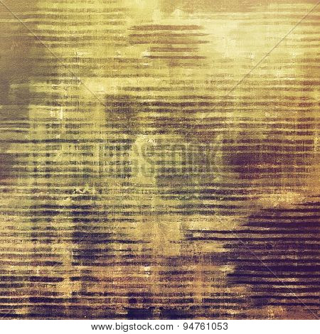 Grunge old texture as abstract background. With different color patterns: yellow (beige); brown; gray; purple (violet)