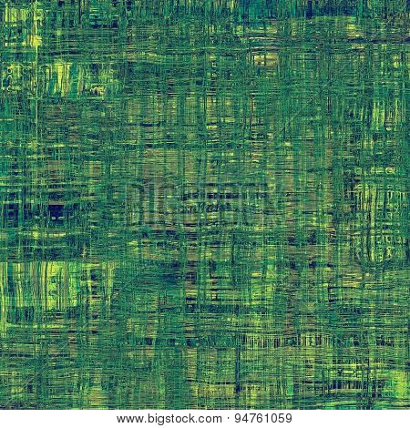 Old and weathered grunge texture. With different color patterns: yellow (beige); brown; blue; green