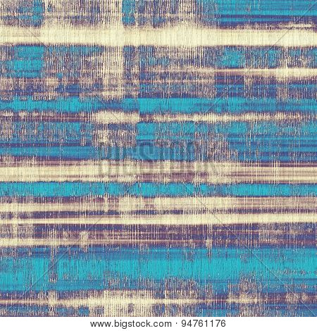 Grunge old texture as abstract background. With different color patterns: yellow (beige); gray; blue; purple (violet)