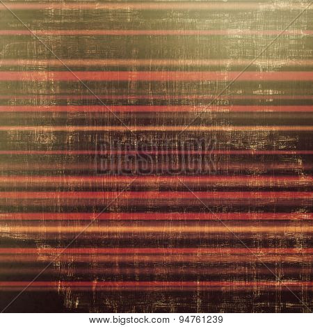 Cracks and stains on a vintage textured background. With different color patterns: brown; gray; purple (violet); pink