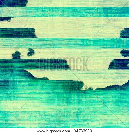 Highly detailed grunge texture or background. With different color patterns: yellow (beige); blue; cyan; green