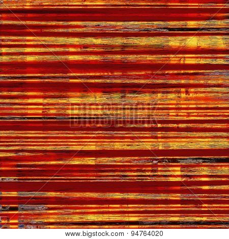 Art grunge vintage textured background. With different color patterns: yellow (beige); brown; black; red (orange)
