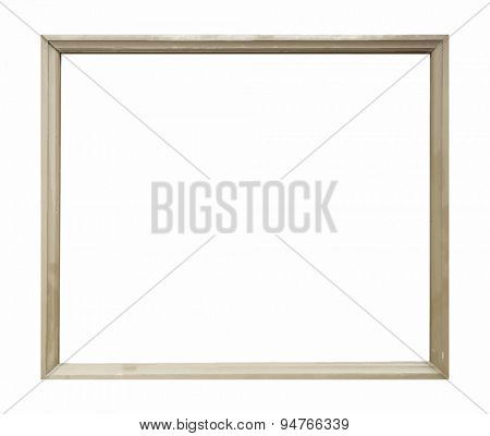 old photo frame, vector