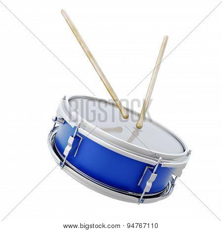 Drum With Sticks