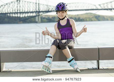 Roller teen