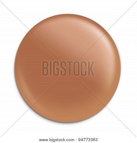 Makeup foundation cream nude