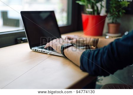 Internet Browsing On Computer