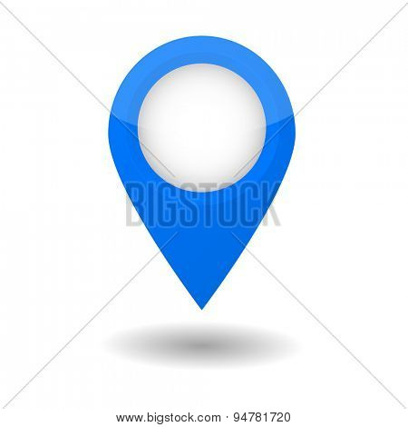 Map Pointer Vector Illustration