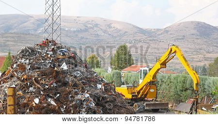 Wrecking Yard