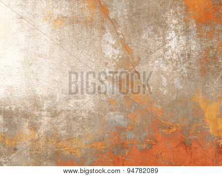 Abstract grunge background wall with shiny effect