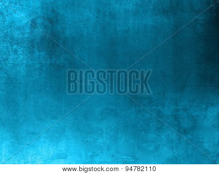 Blue shiny background solid color