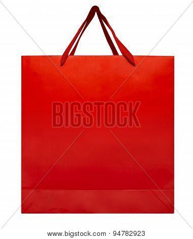 Paper Bag - Red