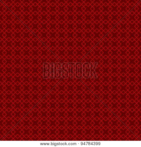 Seamless vintage Chinese window tracery square line pattern background.