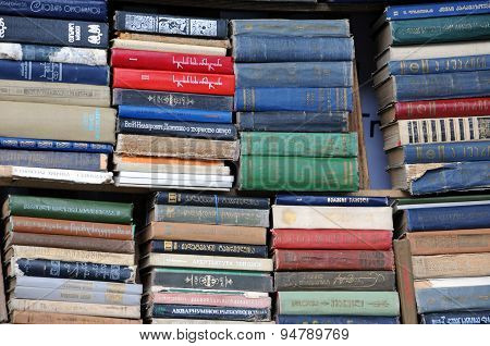 Second-hand Books