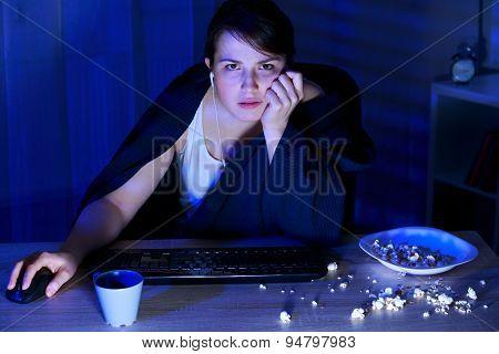 Addiction To Computer