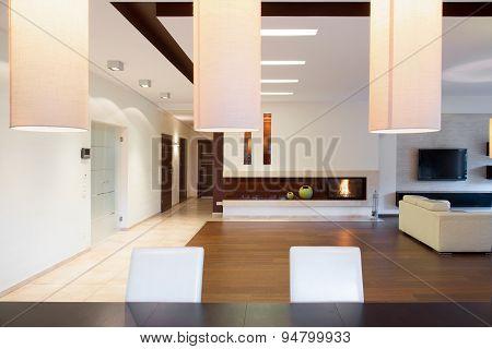 Interior In Modern Design