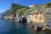 picture of saracen  - City of Portovenere - JPG