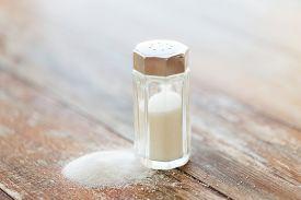 picture of crystal salt  - food - JPG