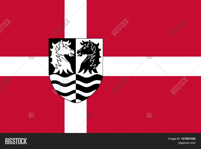 flag faxe municipality denmark image u0026 photo bigstock