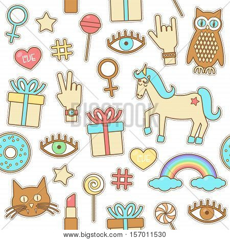 Fashion Patches