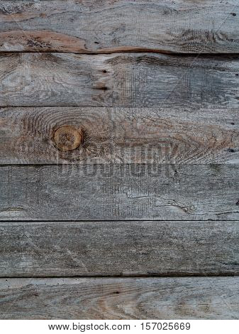 Old Wooden Vintage Gate. Background and Texture for text or image.