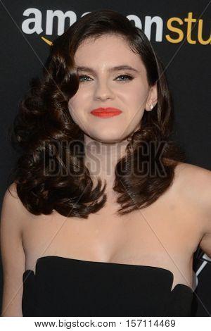 LOS ANGELES - NOV 14:  Kara Hayward at the