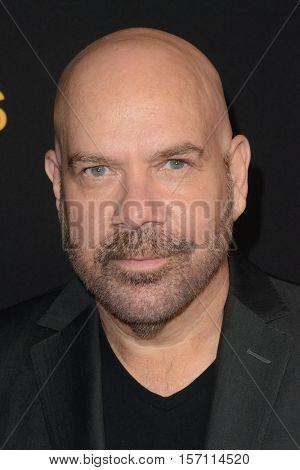 LOS ANGELES - NOV 14:  Jason Stuart at the