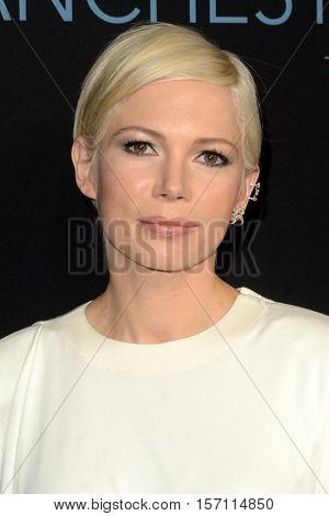 LOS ANGELES - NOV 14:  Michelle Williams at the