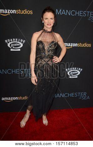 LOS ANGELES - NOV 14:  Juliette Lewis at the