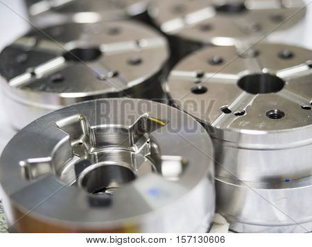 High Precision Automotive Machining Mold And Die Parts
