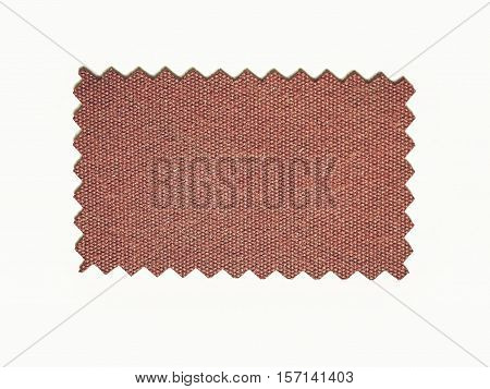 Vintage Looking Fabric Sample