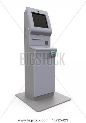 atm machine - solo
