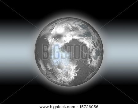 The Old planet (luna concept)