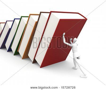 Under weight of knowledge